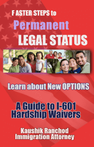 Free book on permanent legal status in the US