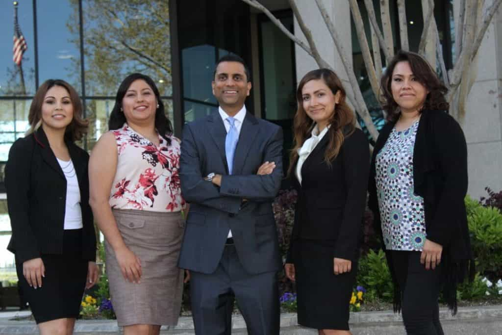 The Ranchod Law Group Legal Team