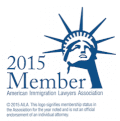 Member of the American Immigration Lawyers Association.