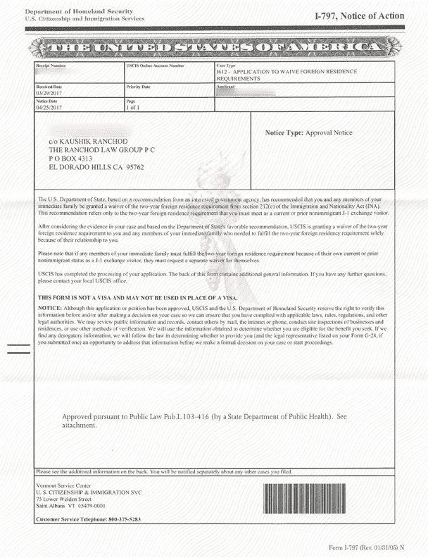 J1 Conrad 30 waiver for Utah